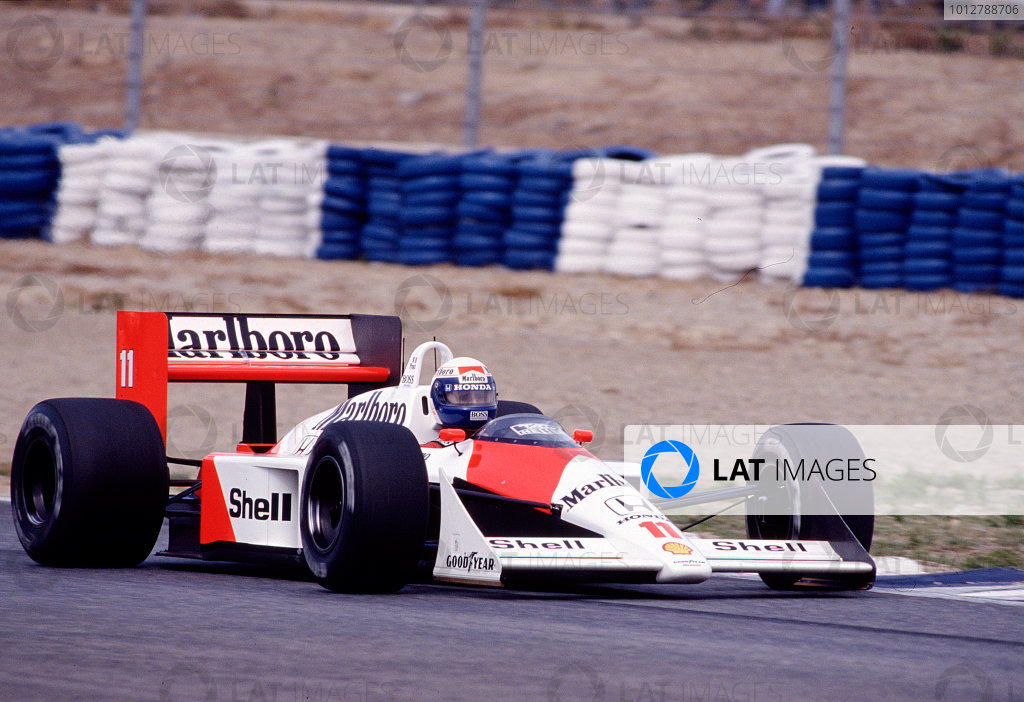 1988 Spanish Grand Prix.