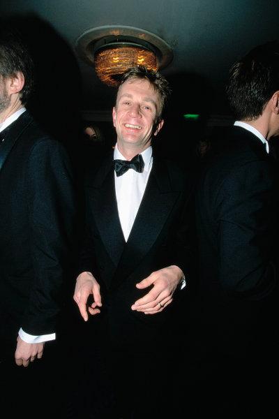 2003 Autosport AwardsGrosvenor Hotel, London, EnglandAllan McNish. Portrait.World Copyright: Bellanca/LATref: 35mm Transparency (30mb scan)