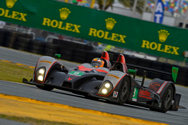 28-31 January, 2016, Daytona Beach, Florida USA 52, Chevrolet, ORECA FLM09, PC, Robert Alon, Tom Kimber-Smith, Jose Gutierrez, Nicholas Boulle ?2016, F. Peirce Williams LAT Photo USA