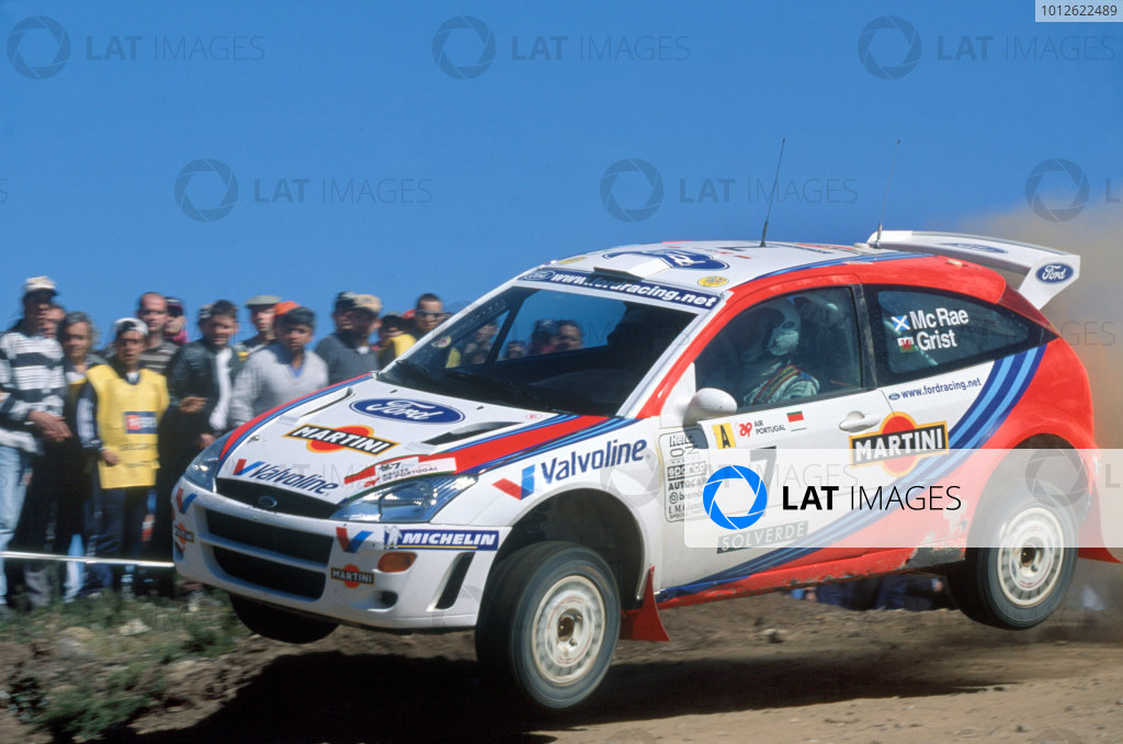 Portuguese Rally, Portugal. 21-24 March 1999.