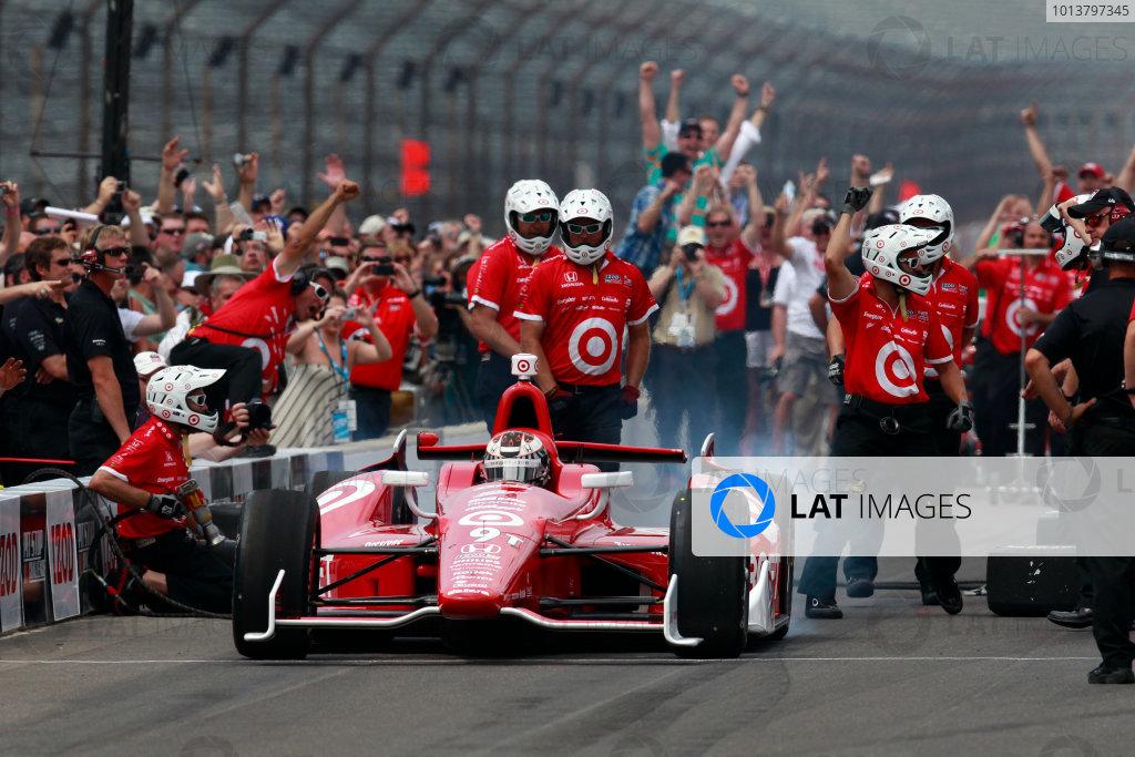 2012 IndyCar Indy 500 Carb Day Photo | Motorsport Images