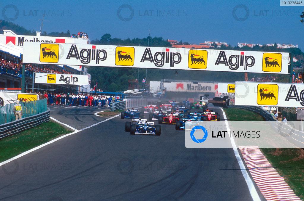 1995 Portuguese Grand Prix.