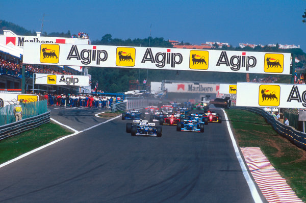 Estoril, Portugal.