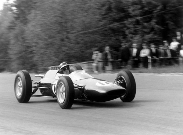 Spa-Francorchamps, Belgium. 15th - 17th June 1962.