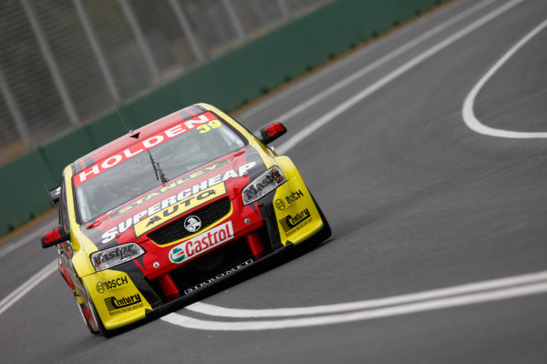 Albert Park Melbourne, Australia. 24th - 37th March.Russell Ingall, (Nemo Racing Pty Ltd). Action. World Copyright: LAT PhotographicRef: _AS5D6326 jpg