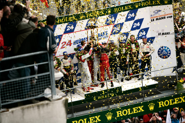 Circuit de La Sarthe, Le Mans, France. 5th - 12th June 2011.