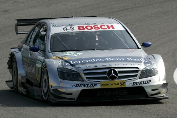 Bruno Spengler (CDN) Mercedes-Benz Bank AMG Mercedes 