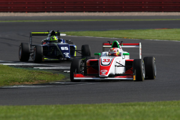 2017 BRDC British Formula 3 Championship,  Silverstone, 11th-12th June 2017, Manuel Maldonado (VEN) Fortec Motorsports BRDC F3. World copyright. JEP/LAT Images