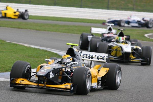 2006 F3000 ChampionshipSilverstone, England.13th August 2006J CaceresWorld Copyright - Ebrey/LAT Photographic