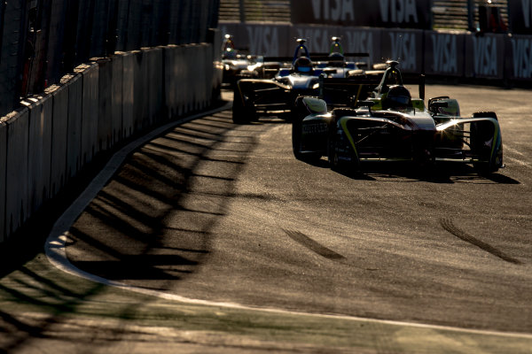 2016/2017 FIA Formula E Championship. Marrakesh ePrix, Circuit International Automobile Moulay El Hassan, Marrakesh, Morocco. Saturday 12 November 2016. Daniel Abt (GER), ABT Schaeffler Audi Sport, Spark-Abt Sportsline, ABT Schaeffler FE02.  Photo: Zak Mauger/Jaguar Racing ref: Digital Image _X0W6181