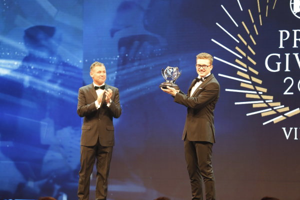 2016 FIA Prize Giving Vienna, Austria Friday 2nd December 2016 Photo: Copyright Free FOR EDITORIAL USE ONLY. Mandatory Credit: FIA ref: 31379411575_e58954f06a_o