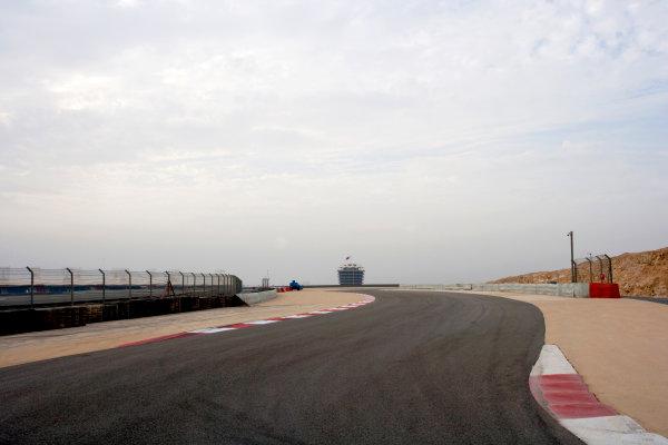 Bahrain International Circuit, Sakhir, Bahrain.24th February 2010.The new F1 Grand Prix track layout.World Copyright: Alastair Staley/LAT Photographic ref: Digital Image _P9O0087