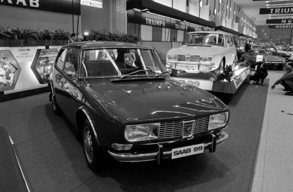 Saab 99 models.