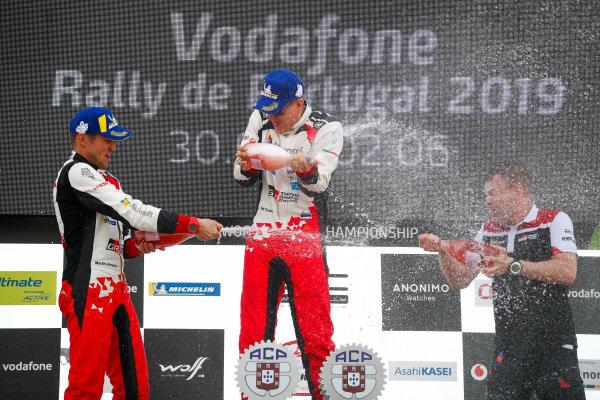 Ott Tänak, Martin Järveoja,Toyota Gazoo Racing, Toyota Yaris WRC 2019