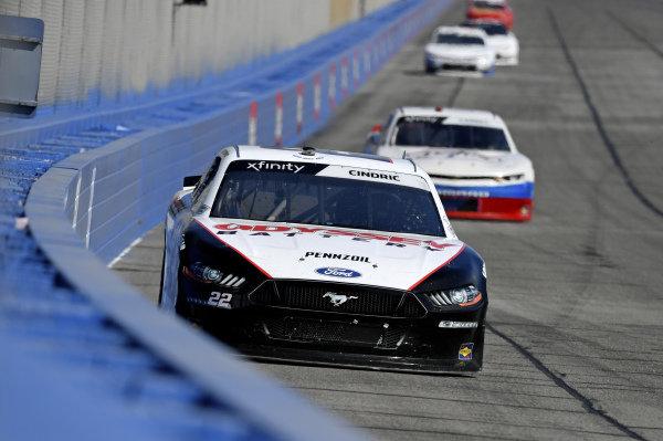 #22: Austin Cindric, Team Penske, Ford Mustang Odyssey Battery