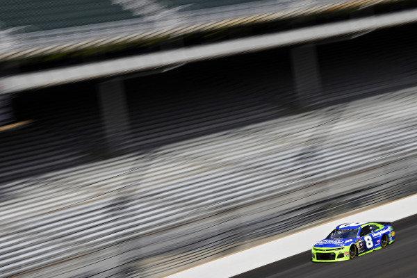 #8: Daniel Hemric, Richard Childress Racing, Chevrolet Camaro Liberty National