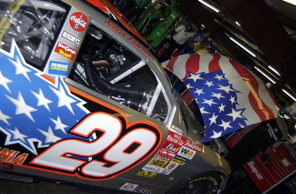 2002 NASCAR,New Hampshire Intl. Speedway,Sept 13-15, 2002 NASCAR, Loudon,NH . USA -Kevin Harvick,Copyright-Robt LeSieur2002LAT Photographic