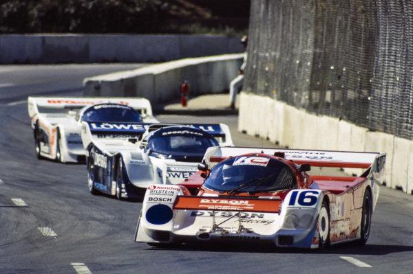 Johnny Dumfries / Rob Dyson, Porsche 962.