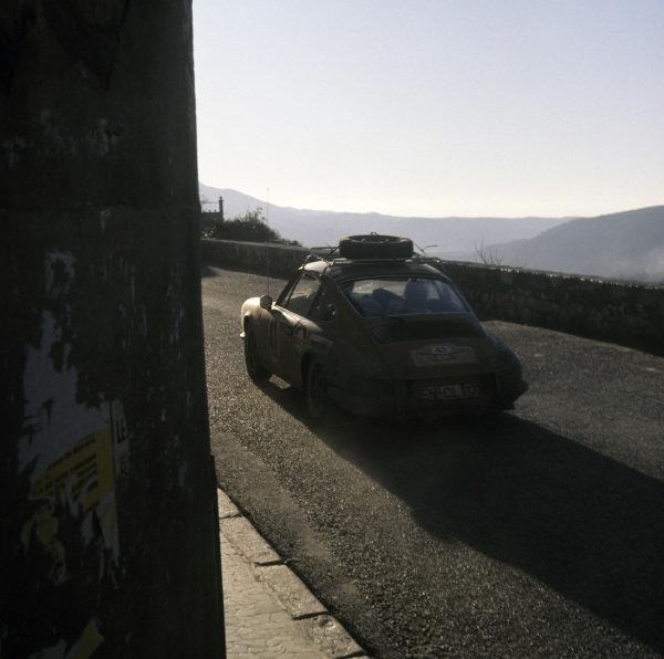 Manfred Gudladt / Ferdi Bökmann, Porsche 911.