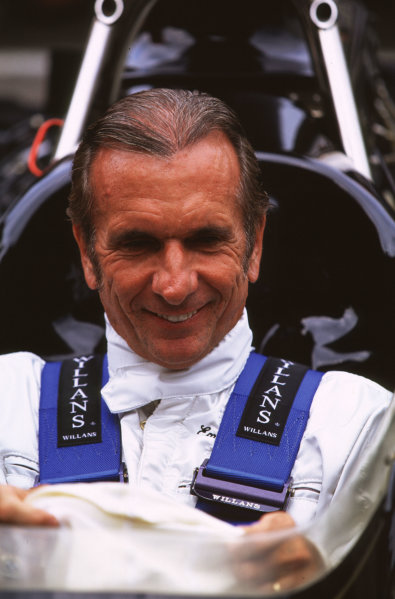 2000 Festival of Speed.Goodwood, England, Great Britain. 23-25 June 2000.Emerson Fittipaldi.World - LAT Photographic