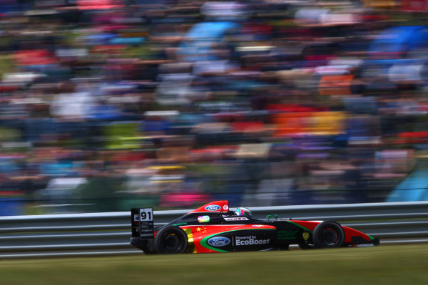 2017 British F4 Championship, Thruxton, 6th-7th May 2017,  Jacky Liu (CHN) GW Motorsport British F4 World copyright. JEP/LAT Images