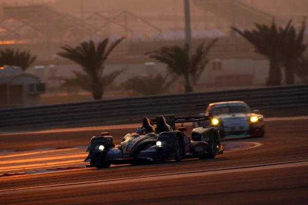 2013 FIA World Endurance Championship,Bahrain, 28th-30th December 2013,Roman Rusinov / John Martin / Mike Conway G Drive Racing Oreca 03 NissanWorld Copyright: Ebrey/LAT Photographic