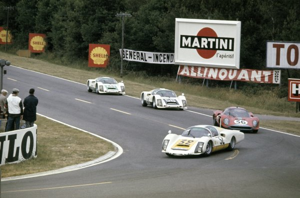 Le Mans, France. 18 - 19 June 1966.