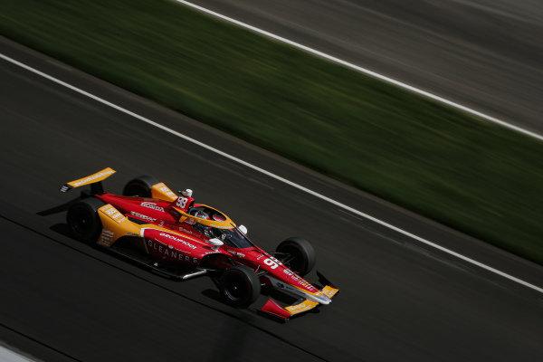 #98: Marco Andretti, Andretti Herta-Haupert with Marco & Curb-Agajanian Honda