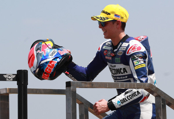 Fabio Di Giannantonio, Del Conca Gresini Racing Moto3.