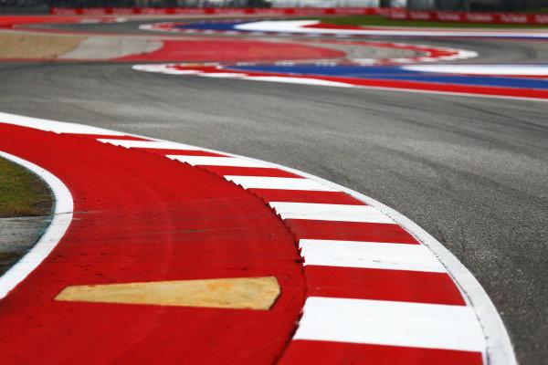 Circuit of the Americas, Austin, Texas