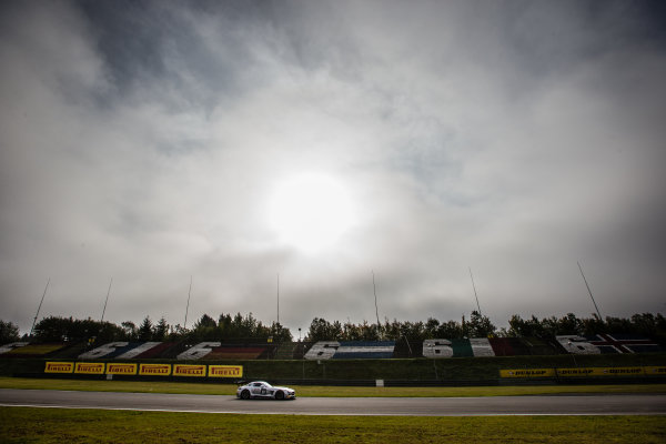 #82 GT Russian Team Mercedes SLS AMG GT3: Alexey Vasilyev, Karim Al Azhari, Marko Asmer