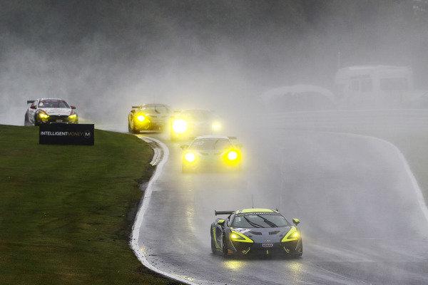 Alain Valente / Michael Benyahia - Team Rocket RJN McLaren 570S GT4
