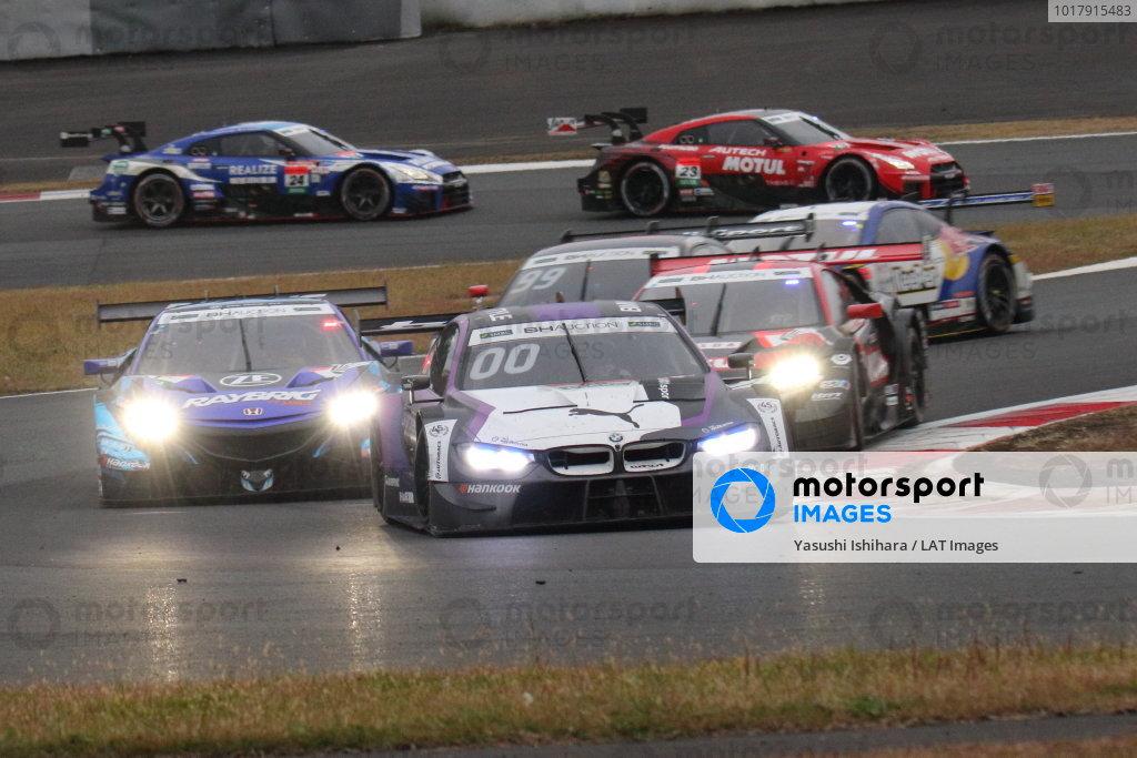 Super GT - DTM Dream Race. Kamui Kobayashi, BMW Team RBM, BMW M4 Turbi DTM, race two