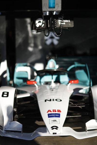 Car of Tom Dillmann (FRA), NIO Formula E Team, NIO Sport 004
