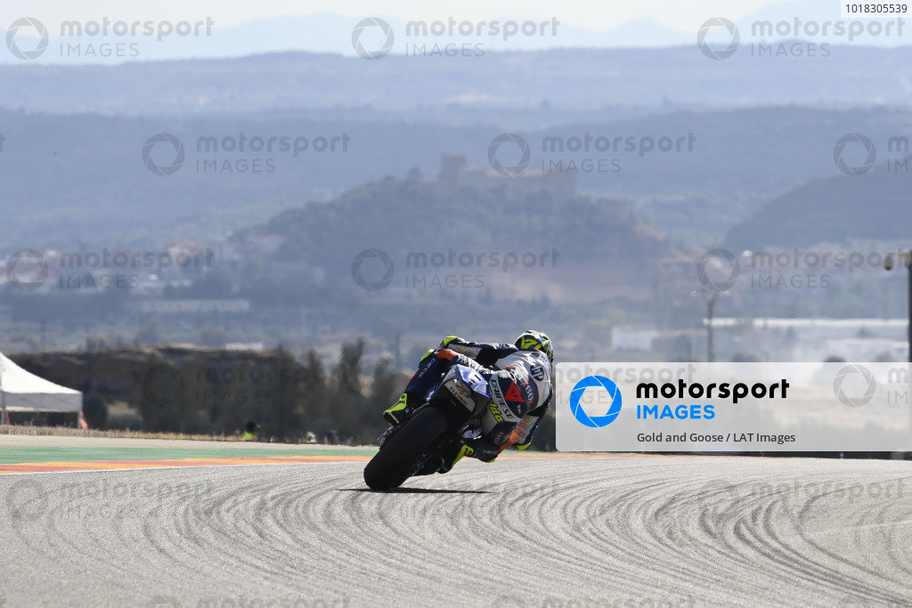 Lorenzo Baldassarri, Pons HP40 .