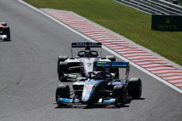 HUNGARORING, HUNGARY - AUGUST 04: Federico Malvestiti (ITA, Jenzer Motorsport) during the Hungaroring at Hungaroring on August 04, 2019 in Hungaroring, Hungary. (Photo by Joe Portlock / LAT Images / FIA F3 Championship)