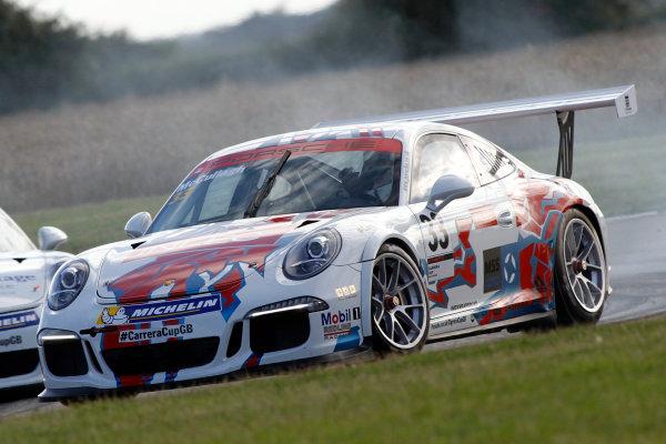 2015 Porsche Carrera Cup, Snetterton, Norfolk. 8th-9th August 2015, John McCullagh World copyright.Jakob Ebrey/LAT Photographic