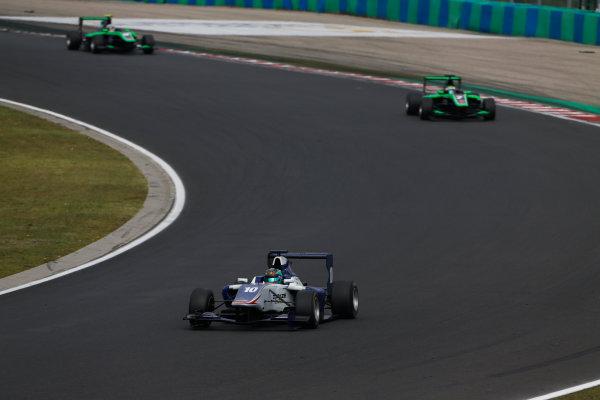 2015 GP3 Series Round 4.  Hungaroring, Budapest, Hungary. Sunday 26 July 2015. Adderly Fong (HKG, Koiranen GP)  World Copyright: Sam Bloxham/LAT Photographic. ref: Digital Image _SBL6266