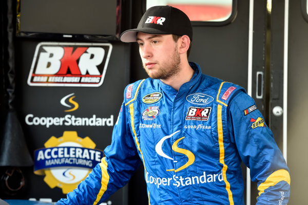 NASCAR Camping World Truck Series North Carolina Education Lottery 200 Charlotte Motor Speedway, Concord, NC USA Thursday 18 May 2017 Chase Briscoe, Cooper Standard Ford F-150 World Copyright: John K Harrelson LAT Images ref: Digital Image 17CLT1jh_00531