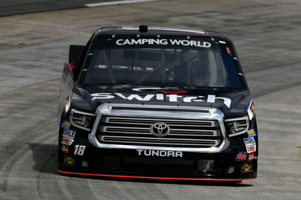 NASCAR Camping World Truck Series Alpha Energy Solutions 250 Martinsville Speedway, Martinsville, VA USA Friday 31 March 2017 Noah Gragson World Copyright: Scott R LePage/LAT Images ref: Digital Image lepage-170331-mv-0343