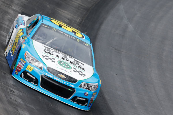 Monster Energy NASCAR Cup Series Bass Pro Shops NRA Night Race Bristol Motor Speedway, Bristol, TN USA Friday 18 August 2017 Michael McDowell, Leavine Family Racing, Wipes.com Chevrolet SS World Copyright: Matthew T. Thacker LAT Images