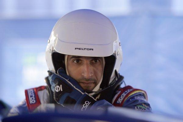 2008 FIA World Rally ChampionshipRound 02Swedish Rally7-10 February 2008Khalid Al Qassimi, Ford, Portrait.Worldwide Copyright: McKlein/LAT