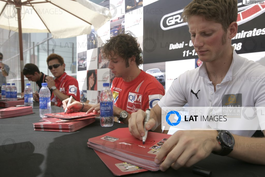 2008 GP2 Asia Series. Saturday Race.