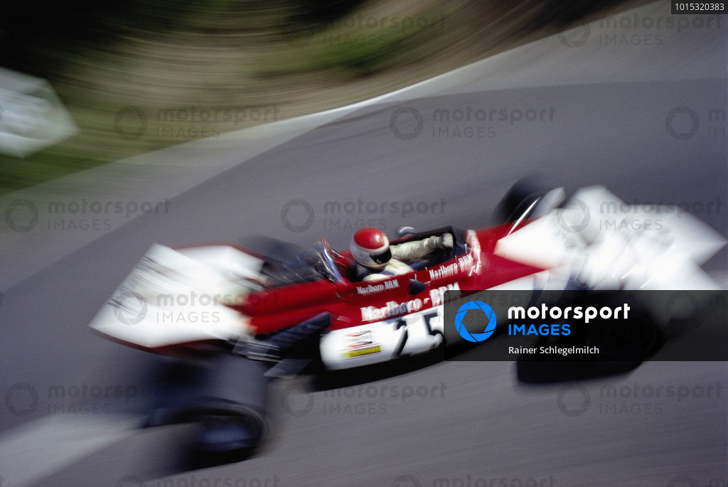 Helmut Marko, BRM P160B.