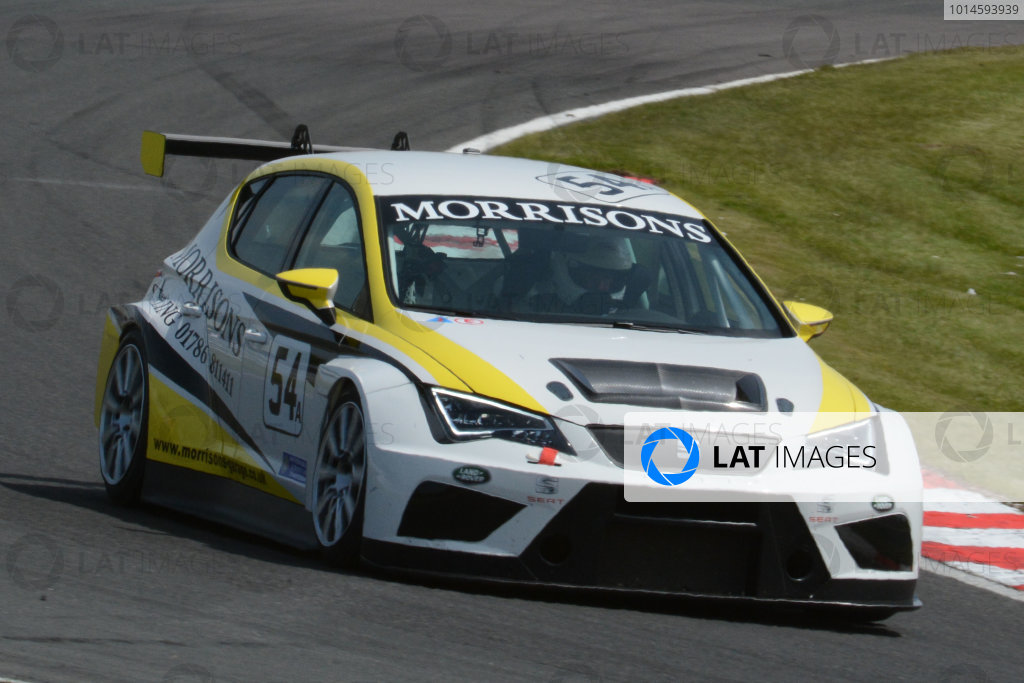 Northern Sports and Saloon Championship Oulton Park, 30th May 2016 Andrew Morrison - Seat Eurocup World copyright. Jakob Ebrey/LAT Photographic