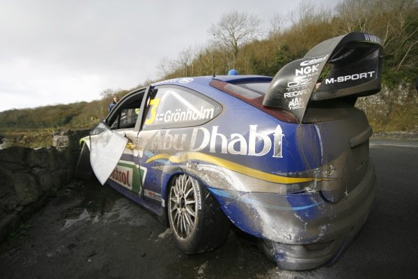 FIA World Rally Championship, Rd15,