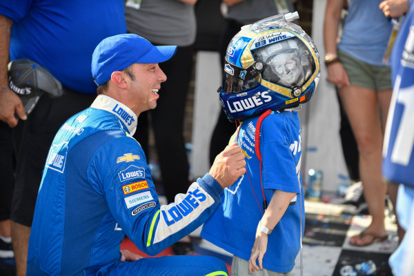 Monster Energy NASCAR Cup Series AAA 400 Drive for Autism Dover International Speedway, Dover, DE USA Sunday 4 June 2017 Chad Knaus in victory lane World Copyright: Logan Whitton LAT Images ref: Digital Image 17DOV1LW3889
