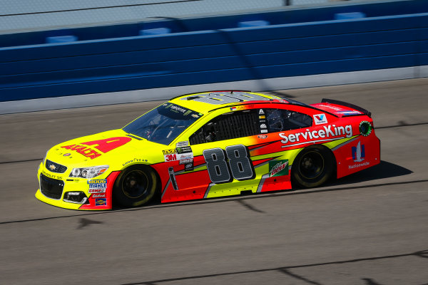 2017 Monster Energy NASCAR Cup Series Auto Club 400 Auto Club Speedway, Fontana, CA USA Friday 24 March 2017 Dale Earnhardt Jr World Copyright: Barry Cantrell/LAT Images