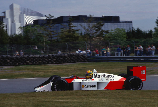 1988 Canadian Grand Prix.