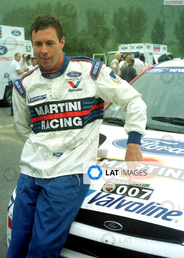 1999 China Rally.
